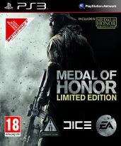 Hra pre Playstation 3 Medal of Honor (Limited Edition)