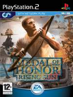 Hra pre Playstation 2 Medal of Honor: Rising Sun