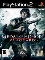 Hra pre Playstation 2 Medal of Honor: Vanguard