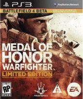 Hra pro Playstation 3 Medal of Honor: Warfighter (Limitovaná edice)