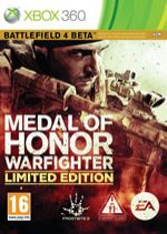 Hra pro Xbox 360 Medal of Honor: Warfighter (Limitovaná edice)