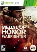 Hra pre Xbox 360 Medal of Honor: Warfighter