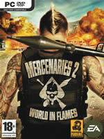 Hra pre PC Mercenaries 2: World in Flames