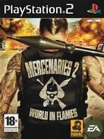Hra pre Playstation 2 Mercenaries 2: World in Flames