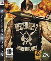 Hra pre Playstation 3 Mercenaries 2: World in Flames