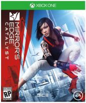 hra pre Xbox One Mirrors Edge: Catalyst