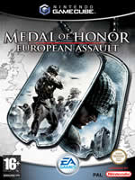 Hra pre GameCube Medal of Honor: European Assault