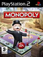 Hra pre Playstation 2 Monopoly