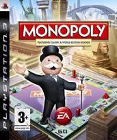 Hra pre Playstation 3 Monopoly