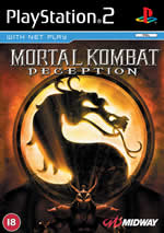 Hra pre Playstation 2 Mortal Kombat: Deception