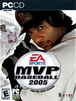 Hra pre PC MVP Baseball 2005