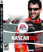 Hra pre Playstation 3 Nascar 08