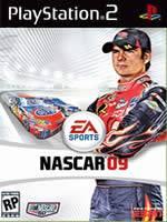 Hra pre Playstation 2 NASCAR 09
