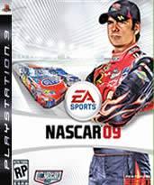 Hra pre Playstation 3 NASCAR 09