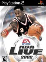 Hra pre Playstation 2 NBA Live 2002