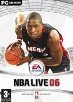 Hra pre PC NBA Live 06