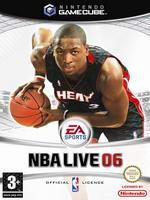 Hra pre GameCube NBA Live 06