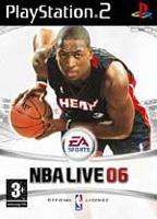 Hra pre Playstation 2 NBA Live 06