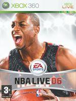 Hra pre Xbox 360 NBA Live 06