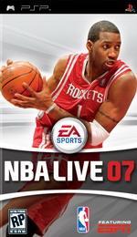 Hra pre PSP NBA Live 07