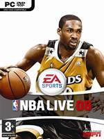Hra pre PC NBA Live 08