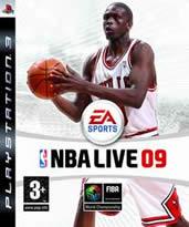 Hra pre Playstation 3 NBA Live 09