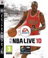 Hra pre Playstation 3 NBA Live 10