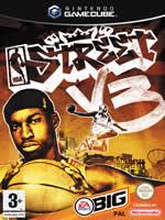 Hra pre GameCube NBA Street 3
