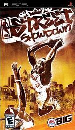 Hra pre PSP NBA Street Showdown
