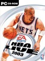 Hra pre PC NBA Live 2003