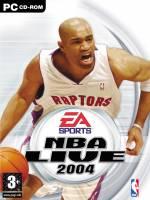 Hra pre PC NBA Live 2004