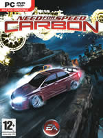 Hra pro PC Need For Speed Carbon CZ