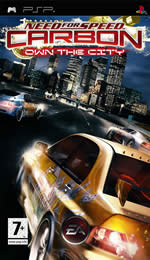 Hra pre PSP Need For Speed Carbon: Own the City dupl