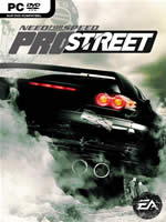 Hra pre PC Need For Speed: ProStreet CZ