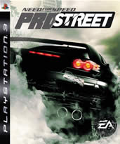 Hra pre Playstation 3 Need for Speed: ProStreet