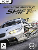 Hra pre PC Need for Speed: SHIFT EN