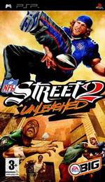 Hra pre PSP NFL Street 2: Unleashed