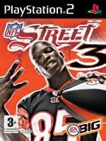 Hra pre Playstation 2 NFL Street 3