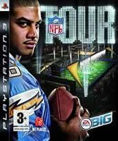 Hra pre Playstation 3 NFL Tour