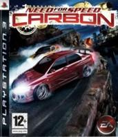 Hra pro Playstation 3 Need For Speed Carbon