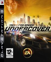 Hra pre Playstation 3 Need for Speed: Undercover EN