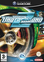 Hra pre GameCube Need for Speed Underground 2