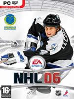 Hra pre PC NHL 06 EN