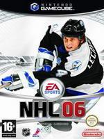 Hra pre GameCube NHL 06