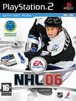 Hra pre Playstation 2 NHL 06