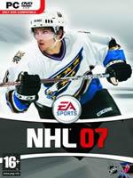 Hra pre PC NHL 07 CZ