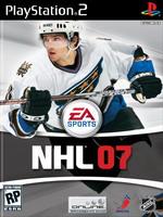 Hra pre Playstation 2 NHL 07