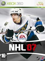 Hra pre Xbox 360 NHL 07