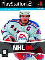 Hra pre Playstation 2 NHL 08 CZ