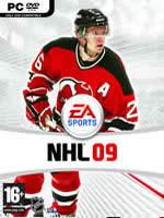 Hra pre PC NHL 09 CZ dupl